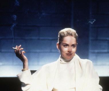 """""""Nagi instynkt"""": Sharon Stone ujawniła kulisy powstania kultowej sceny"""