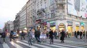 Nagi protest w Katowicach