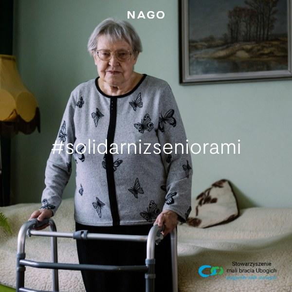 NAGO wspiera akcję wielkanocnej pomocy seniorom /materiały prasowe