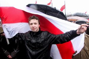 Nagranie z Pratasiewiczem. Opozycyjny dziennikarz odradza protestów przeciw Łukaszence