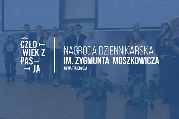 Nagroda Dziennikarska Imienia Zygmunta Moszkowicza /Interia.pl /INTERIA.PL
