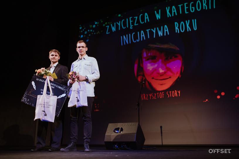 Nagroda Młodych Dziennikarzy im. Bartka Zdunka. Gala finałowa. Kraków /materiały prasowe