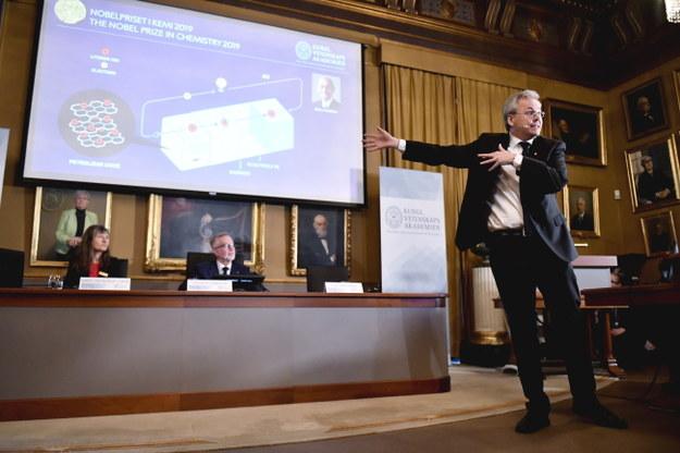 Nagroda Nobla z chemii za litowo-jonowe baterie