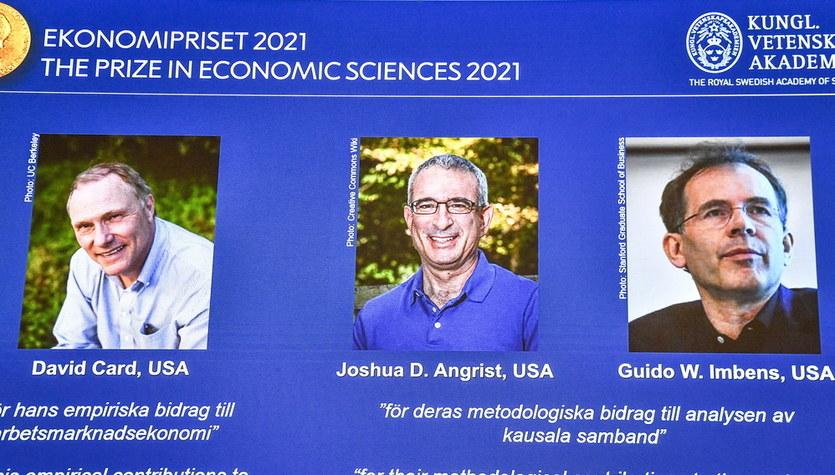 Nagroda Nobla z ekonomii. Znamy tegorocznych laureatów