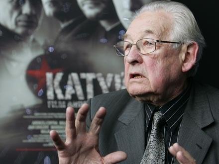 """Nagroda w Ljubljanie to kolejne międzynarodowe wyróżnienie dla 'Katynia"""" /AFP"""