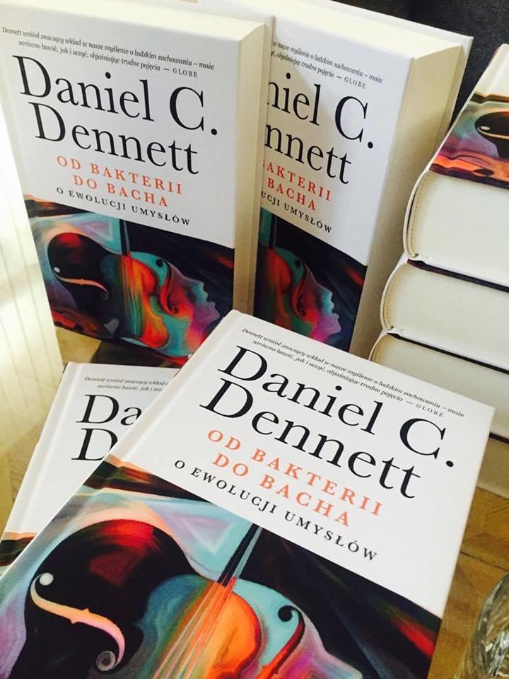 Nagrodą w naszym konkursie będzie książka Daniela Dennetta /AFP