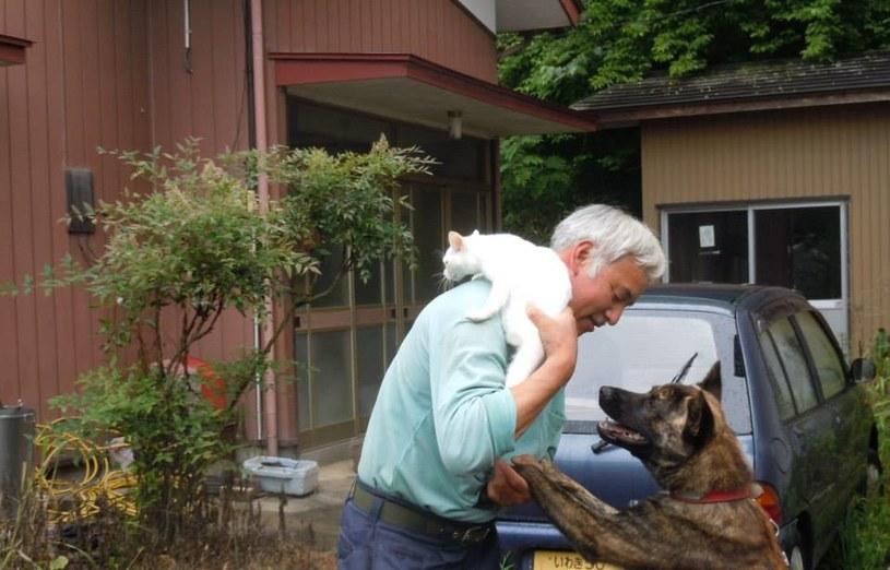 Nagrodą za poświęcenie jest bezinteresowna miłość uratowanych zwierząt /materiały prasowe