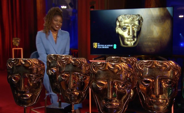 Nagrody BAFTA rozdane - częściowo. Pierwsza taka ceremonia w historii