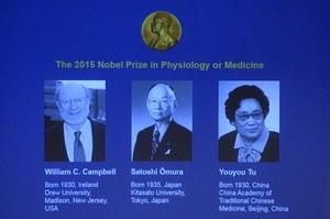 """Nagrody Nobla 2015. """"Nauka może służyć dobru ludzkości"""""""
