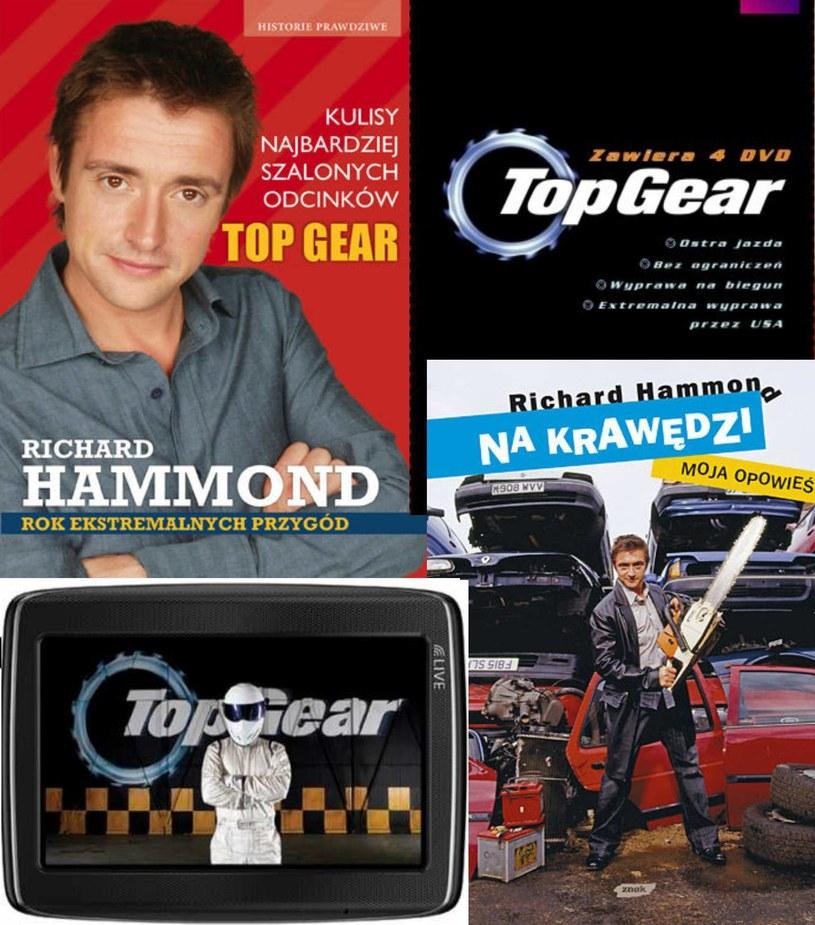 Nagrody w konkursie Top Gear /materiały promocyjne