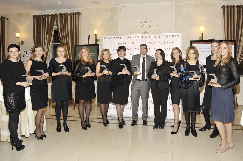 Nagrodzeni w roku 2012 /Andrzej Engelbrecht, Euzebiusz Niemiec /AKPA