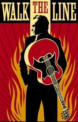 """Nagrodzony """"Spacer po linie"""" to opowieść o muzyku Johnny'm Cashu /"""
