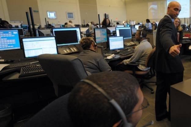 Nagrywanie rozmów w call-center do standardowa praktyka /AFP