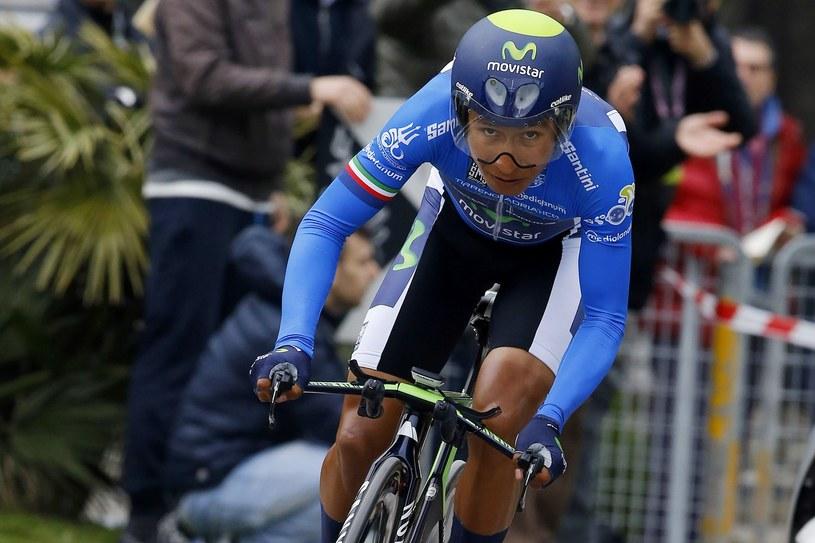 Nairo Quintana tym razem nie pojedzie w Giro d'Italia /AFP