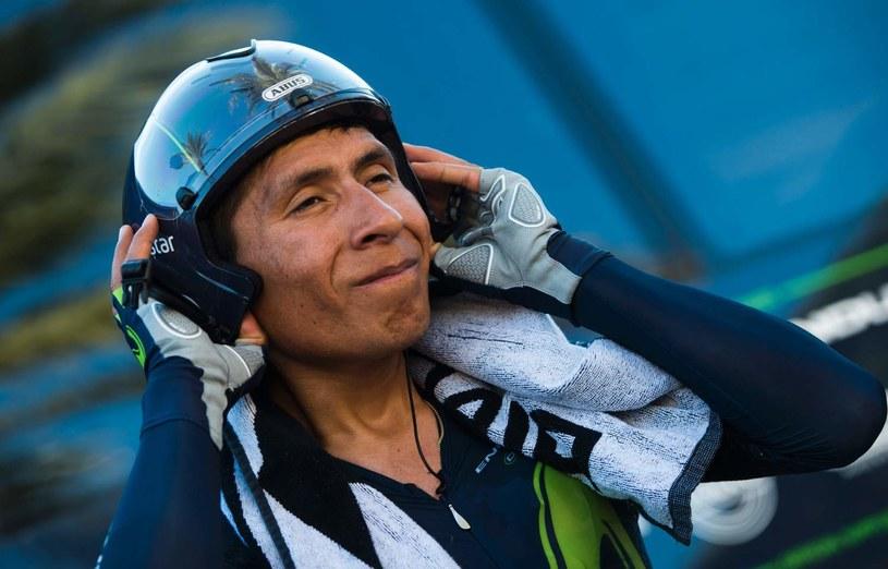 Nairo Quintana /AFP