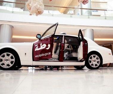 Najbardziej luksusowy radiowóz na świecie