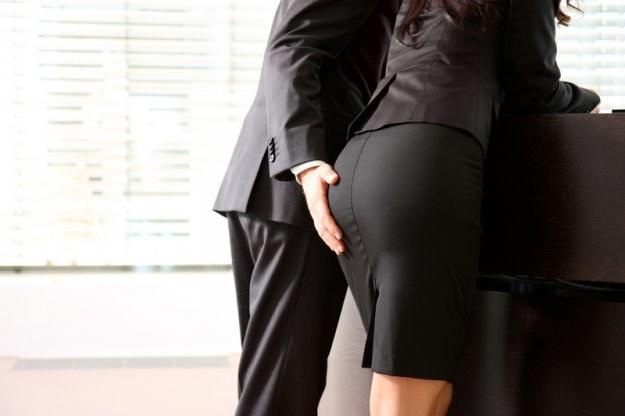 Najbardziej narażone na molestowanie seksualne w pracy są osoby poniżej 35. roku życia /© Panthermedia