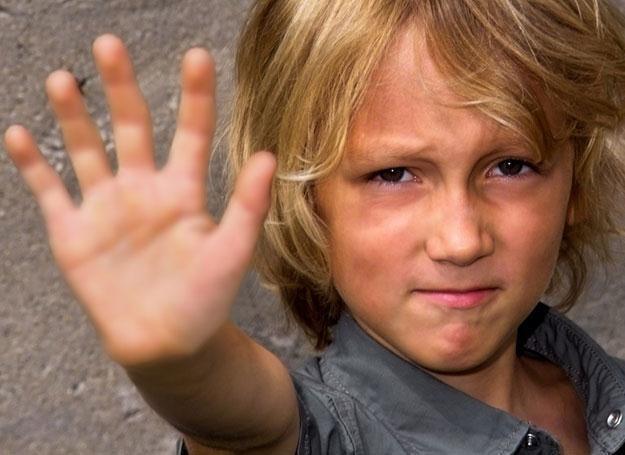 Najbardziej powszechnym sposobem rozładowania napięć przez dzieci jest płacz /© Panthermedia