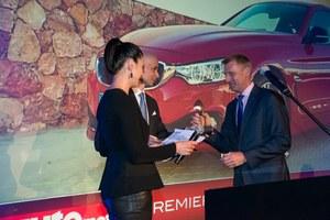 Najbardziej prestiżową kategorią w plebiscycie Auto Lider jest Premiera Motoryzacyjna. W tym roku za najważniejszy debiut Czytelnicy uznali BMW serii 4. Statuetkę odebrał Maciej Galant – Dyrektor Sprzedaży BMW Group Polska. /magazynauto.pl