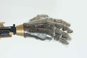 Najbardziej zaawansowana proteza dłoni