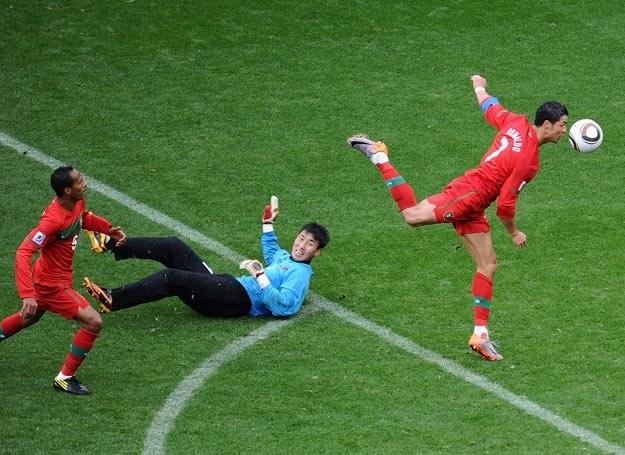 Najbardziej żal koreańskiego bramkarza... /Getty Images/Flash Press Media