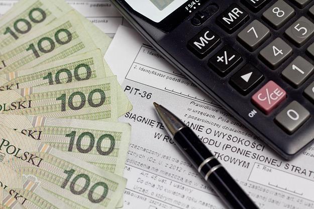 Najbiedniejsi zapłacą 32 proc. podatek - to efekt nowej kwoty wolnej /©123RF/PICSEL