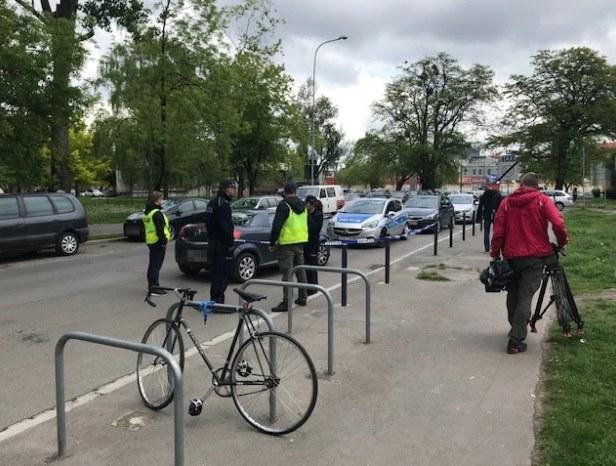 Najbliższe trzy miesiące spędzi w areszcie 35-letni Dawid K., którego zatrzymała policja we Wrocławiu /Mateusz Czmiel /RMF FM