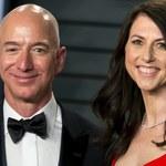 Najbogatszy człowiek świata, szef Amazona Jeff Bezos rozwodzi się