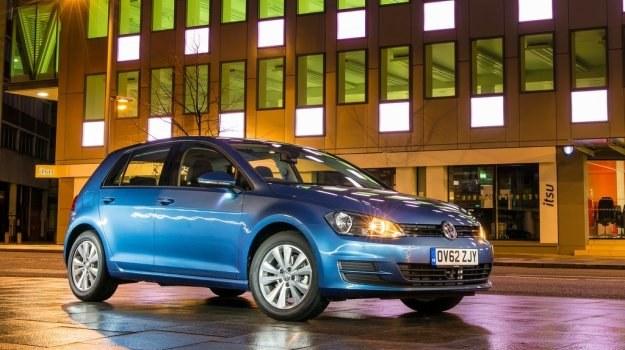 Najchętniej kupowany nowych samochód w Europie - Volkswagen Golf /Volkswagen