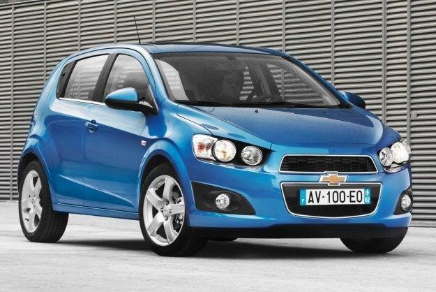 Najchętniej kupowanym autem ze znaczkiem Chevroleta jest miejskie aveo /