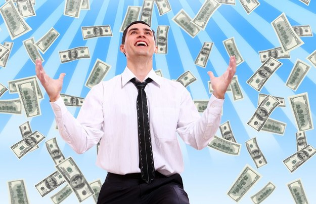 Najczęściej do zmiany pracy skłaniają wyższe zarobki /© Panthermedia