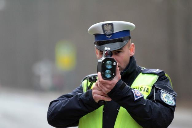 Najczęściej jesteśmy karani za przekroczenie prędkości / Fot: Piotr Jedzura /Reporter
