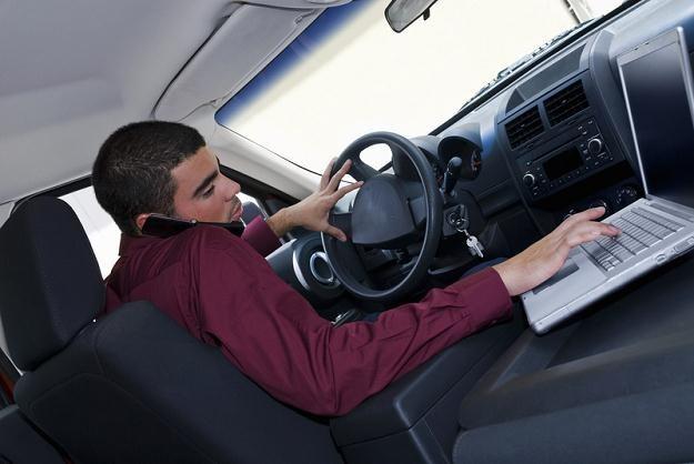 Najczęściej używanym środkiem transportu pozostaje samochód osobowy /© Panthermedia