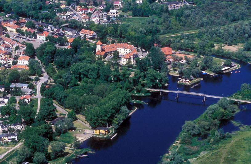 Najdłuższy w Europie rynek znajduje się w Pułtusku /Tomasz Stepien /Agencja FORUM