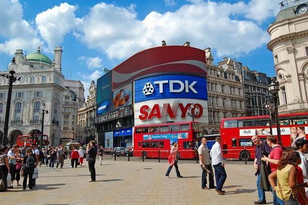 Najdroższe czynsze za wynajem biur są w Londynie w dzielnicy West End /©123RF/PICSEL