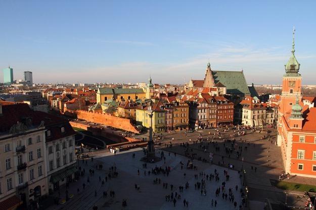 Najdroższe mieszkania w Warszawie są w zabytkowych kamienicach, fot. Jan Kucharzyk /Agencja SE/East News