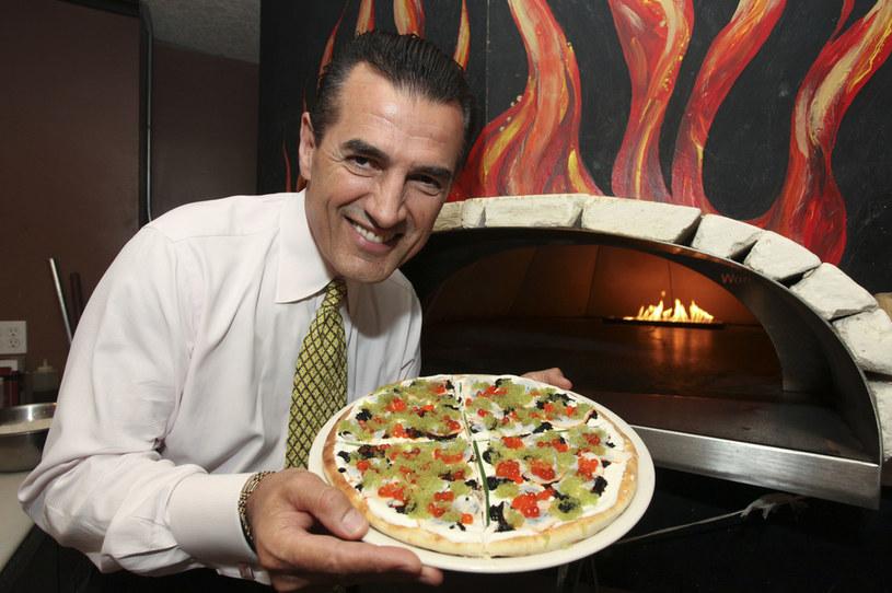 Najdroższe pizze świata zawsze mają w swoich składnikach kawior /Laurentiu Garofeanu /Getty Images