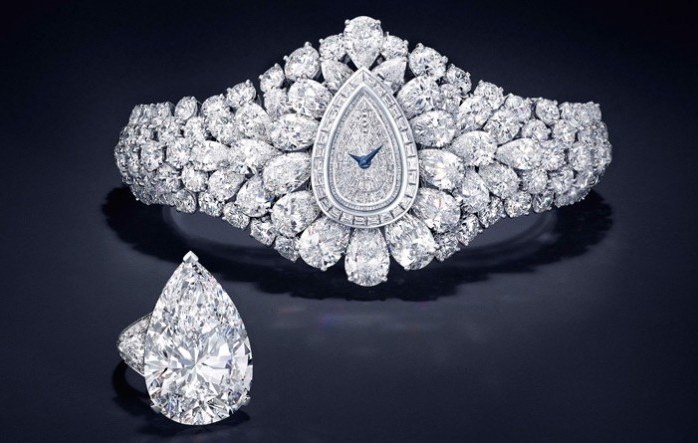 Najdroższy zegarek świata. Fot: Graff Diamonds /