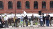Najdziwniejsze rowery na łódzkiej paradzie