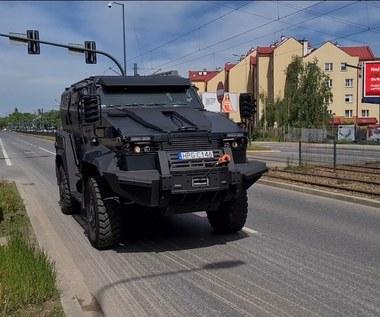 Najdziwniejszy pojazd polskiej policji? Tego o nim nie wiedziałeś!
