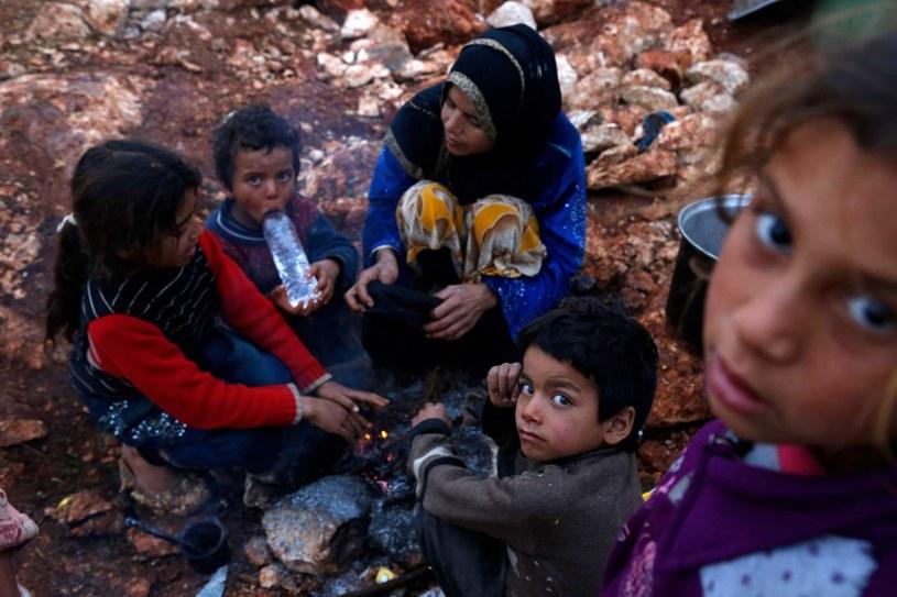 Najgorsza sytuacja jest m.in. w Syrii /ZEIN AL RIFAI /AFP