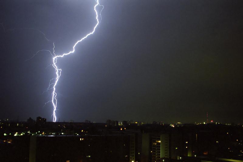 Najintensywniej padało w województwie pomorskim, mazowieckim i świętokrzyskim. /© Panthermedia