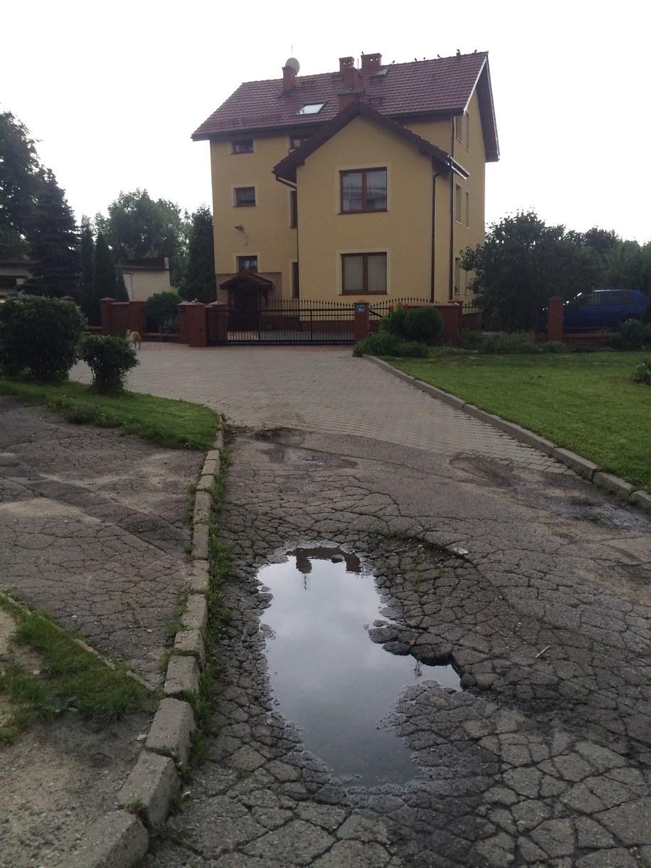 Najkrótsza, zamieszkana polska ulica jest w Sosnowcu /Marcin Buczek /RMF FM