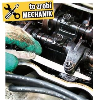 Najłatwiejsza jest regulacja w silnikach z rozrządem SOHC. /Motor