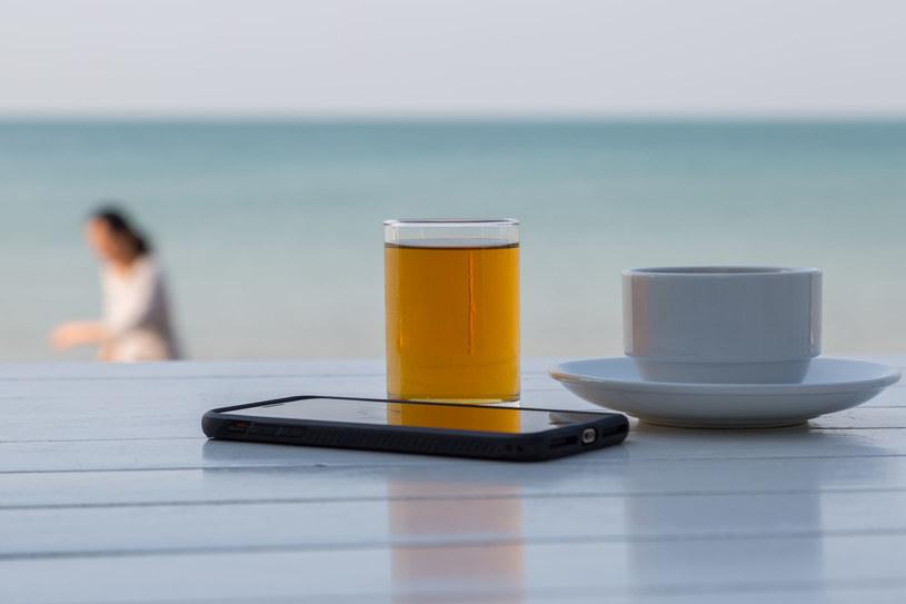 Najlepiej byłoby zostawić telefon w hotelu, ale w trakcie wakacji nie zawsze jest to możliwe /123RF/PICSEL