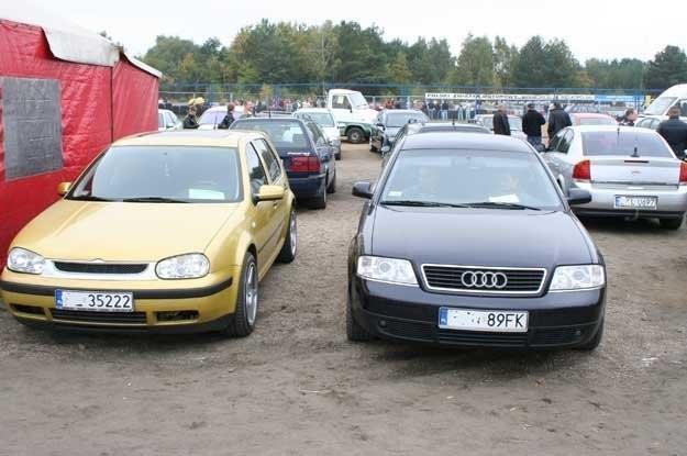 Najlepiej kupić auto niemieckie? /INTERIA.PL