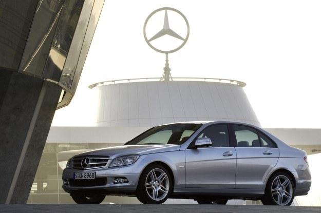 Najlepiej oceniany w Niemczech jest Mercedes /
