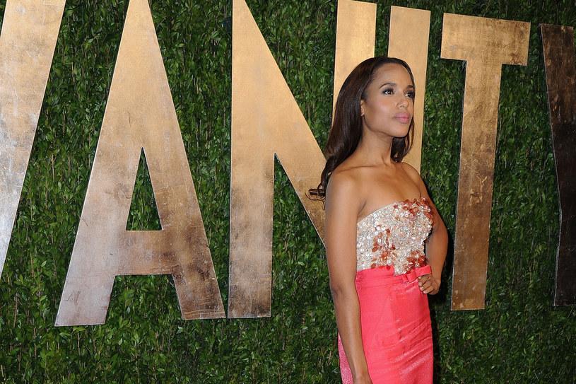 Najlepiej ubrana kobieta świata 2013 - Kerry Washington /Getty Images