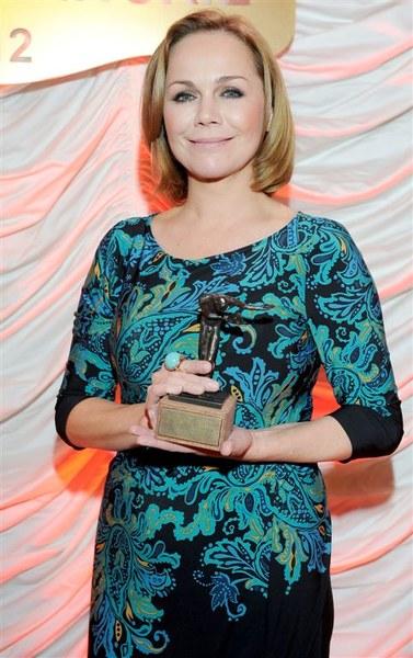 Monikę Krzywkowską nagrodzono Feliksem za najlepszą rolę pierwszoplanową