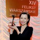 Najlepsi aktorzy warszawscy odebrali Feliksy
